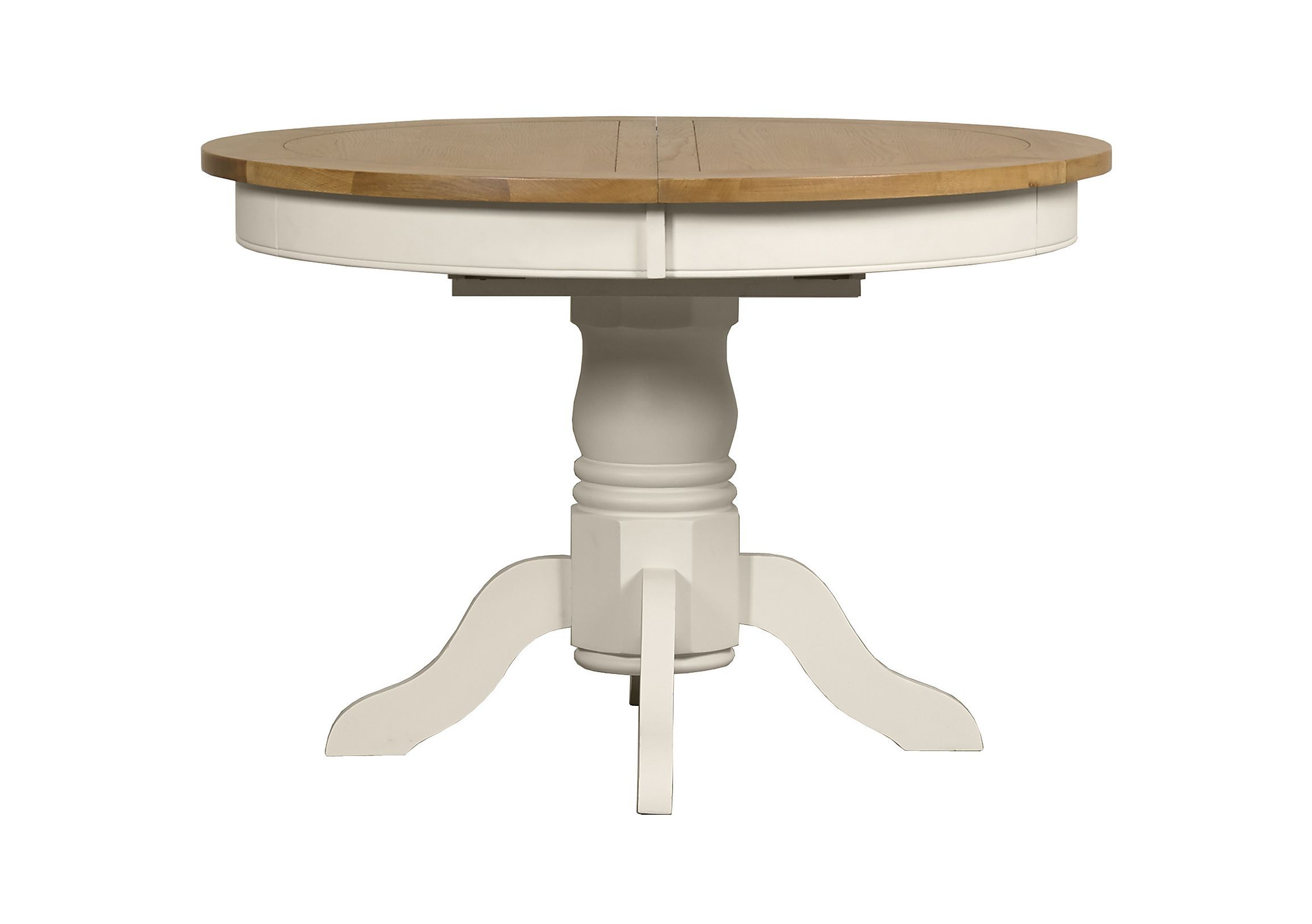 Arles Round Extending Dining Table