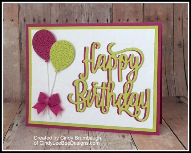 Happy Birthday Gorgeous Bundle