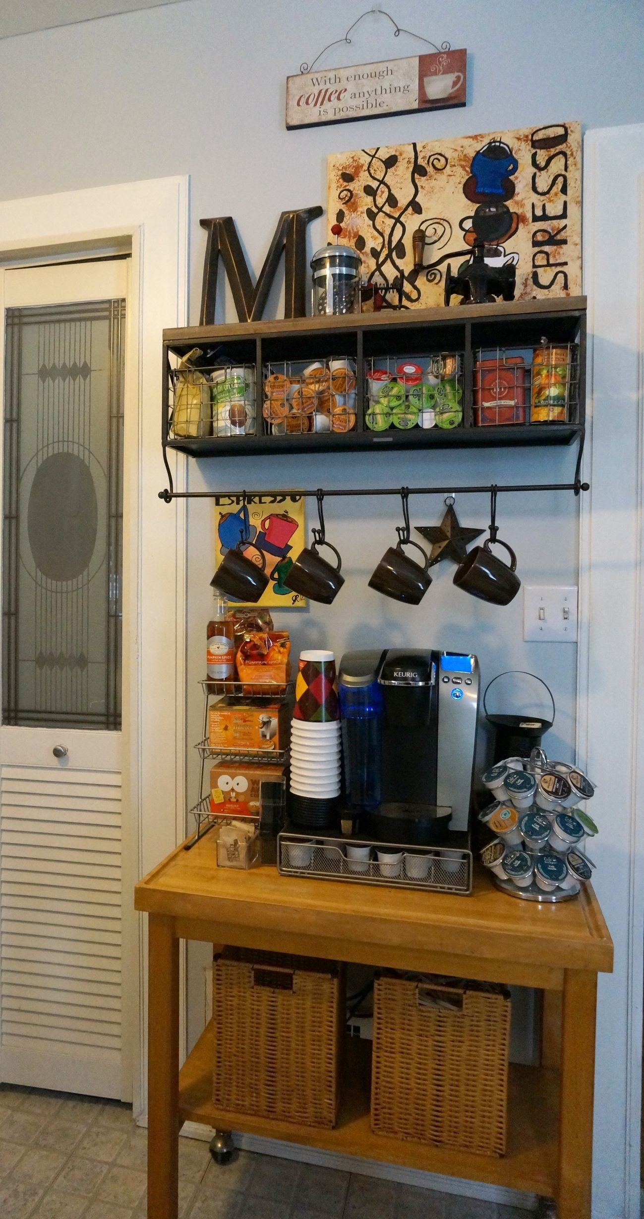 kitchen coffee cart remodeling kitchens pin by jenny meier on home decor remodel ideas new