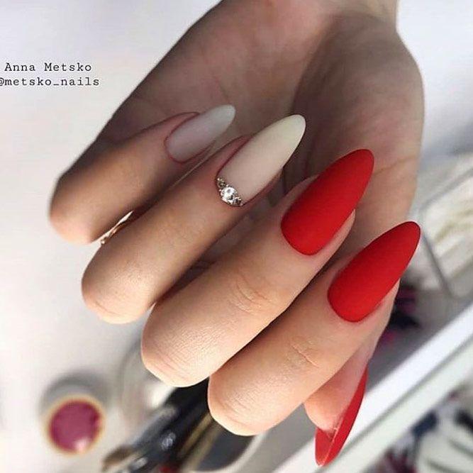 Easy Tutorials On Snowflake Nails Art | NailDesign