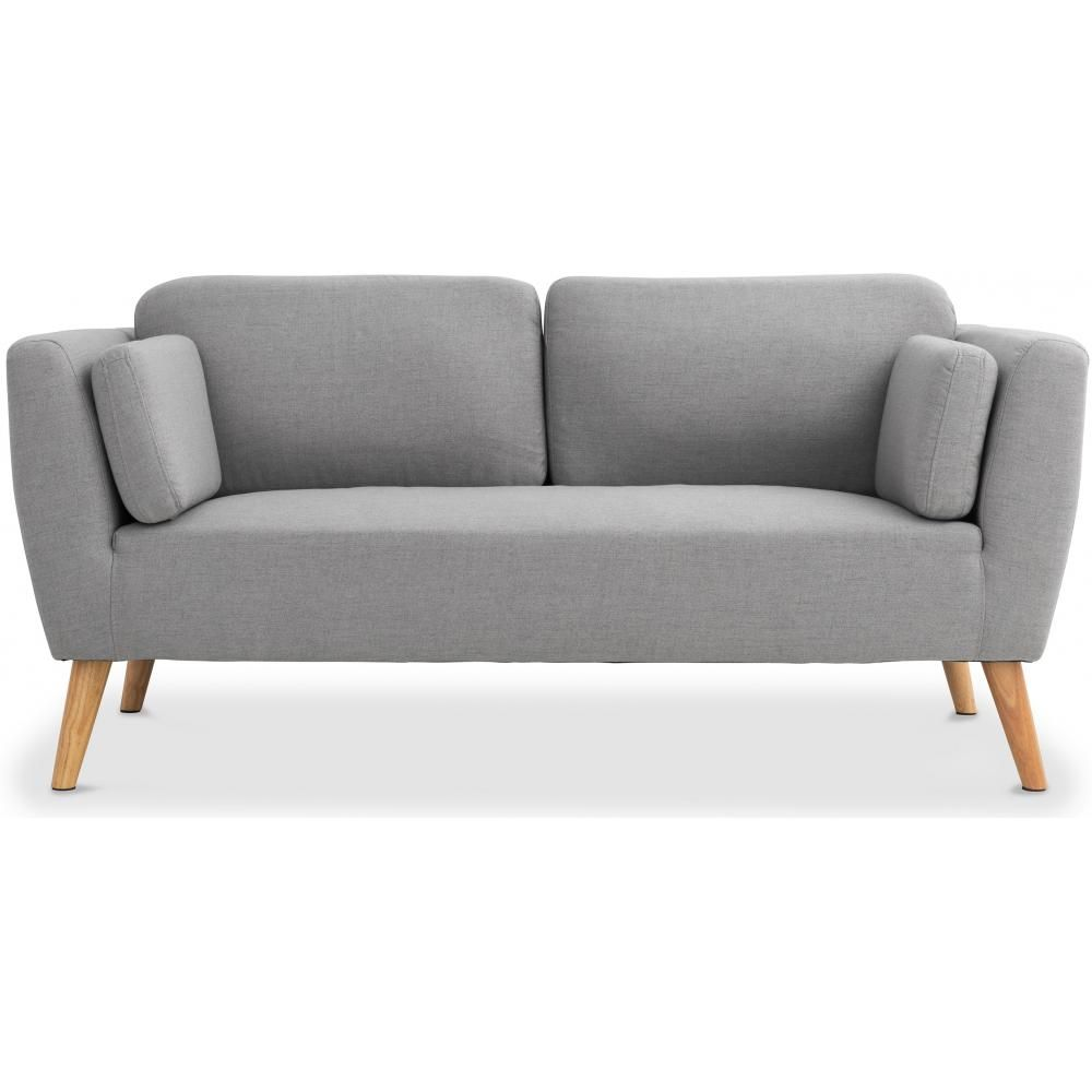 Canape 2 Places Style Scandinave Pria With Images 2 Seater