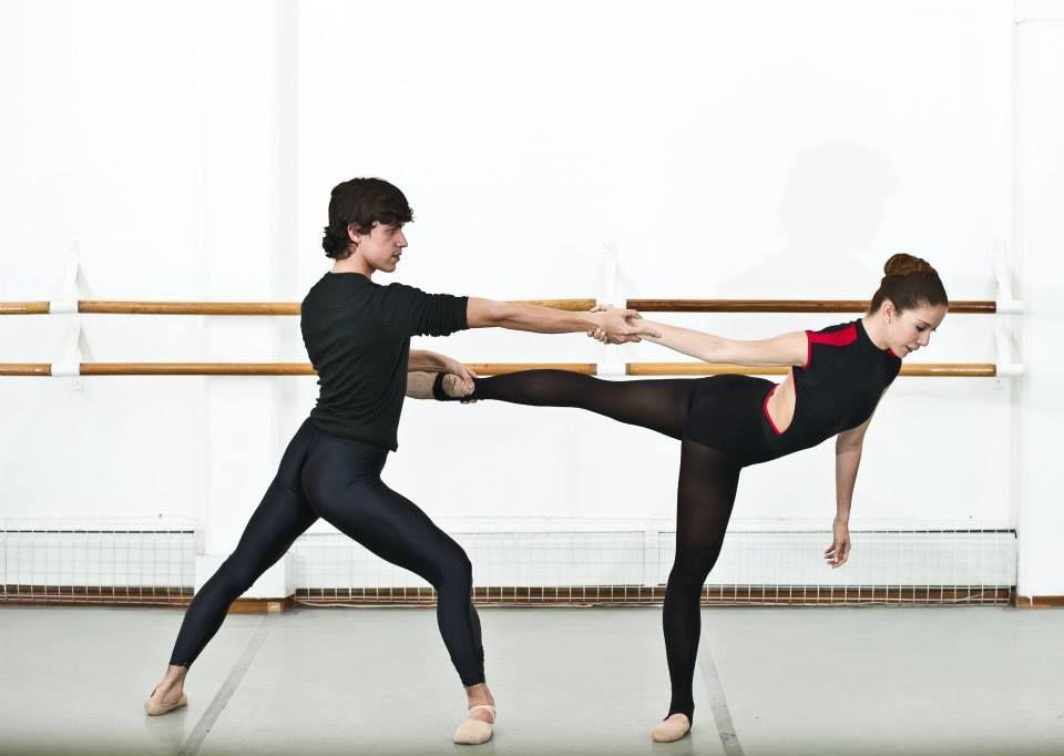 Javier Cacheiro Alemán & Irina Marcano