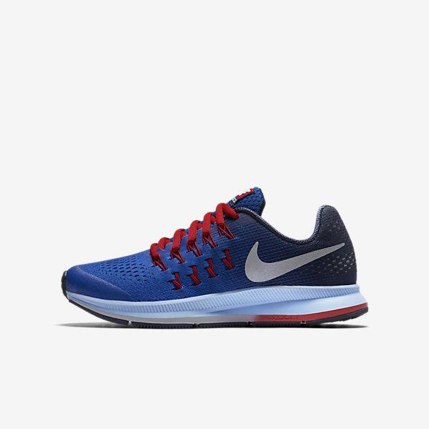 79f2f1dca8e Nike Air Zoom Pegasus 33 (13.5-6) Older Kids  Running Shoe