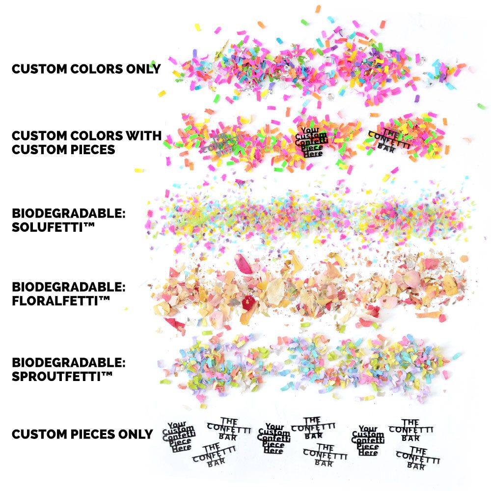 72 Best The Confetti Bar Custom Images On Pinterest Bars Party Time And