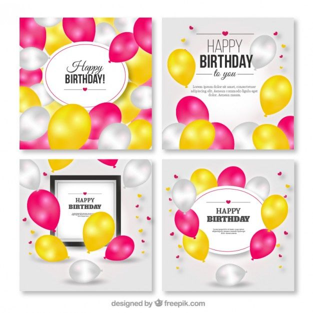 Download Happy Birthday Cards Collection For Free Birthday Card Template Editable Birthday Cards Birthday Card Template Free
