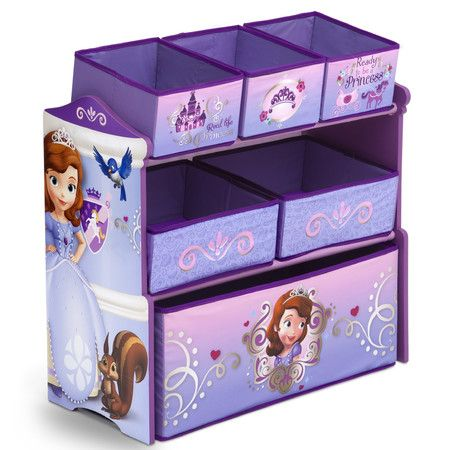 Found it at Wayfair - Sofia the First Multi Bin Storage Organizer http://www.wayfair.com/daily-sales/p/In-Character%3A-Themed-Toy-Boxes-by-Delta-Sofia-the-First-Multi-Bin-Storage-Organizer~DJKW1007~E18012.html?refid=SBP.rBAZEVTSc9Ag-HlejdUAAqISZClmCETUuLVDnzU5LLc