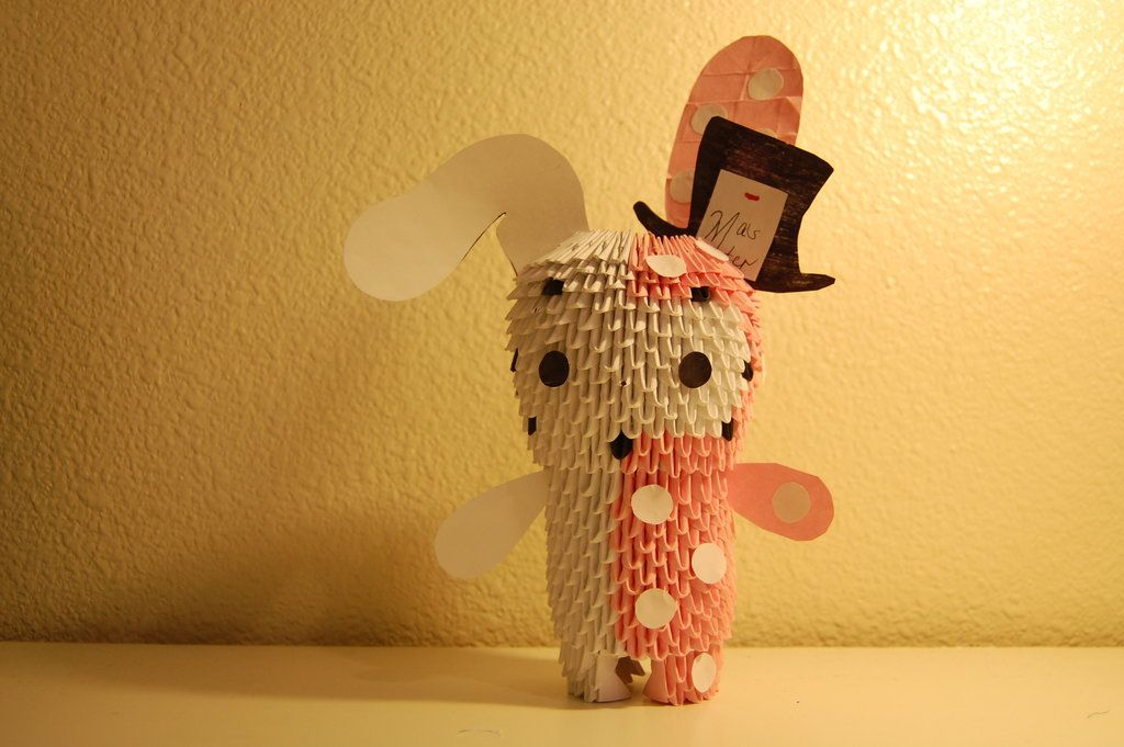 3D Origami Sentimental Circus by iBeautyLovely on DeviantArt