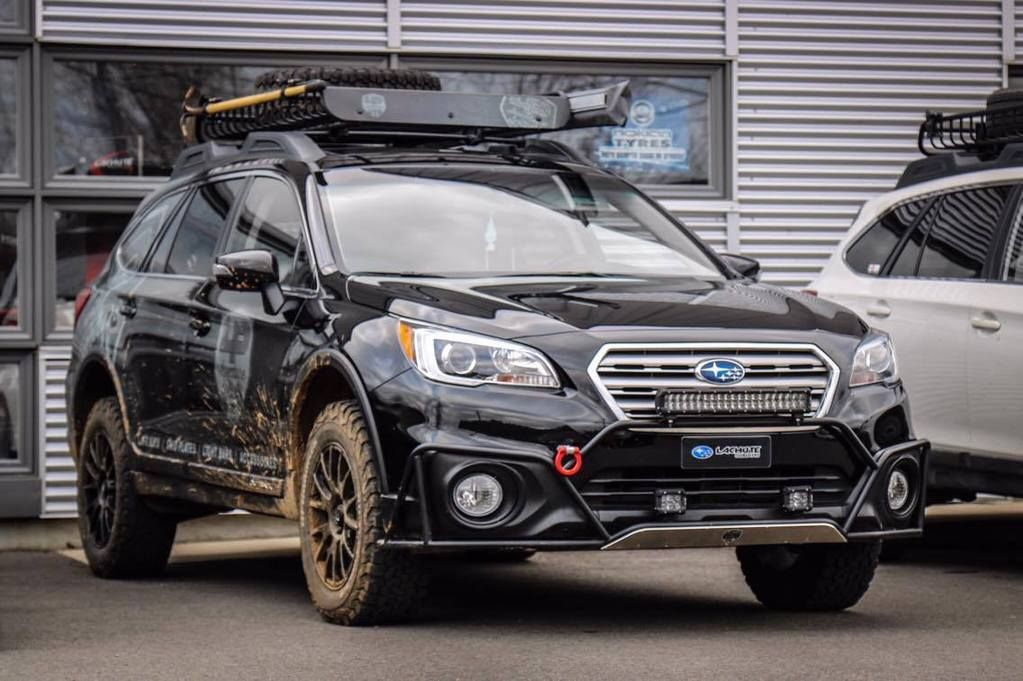 LP Aventure project car Subaru Outback 3.6R Subaru