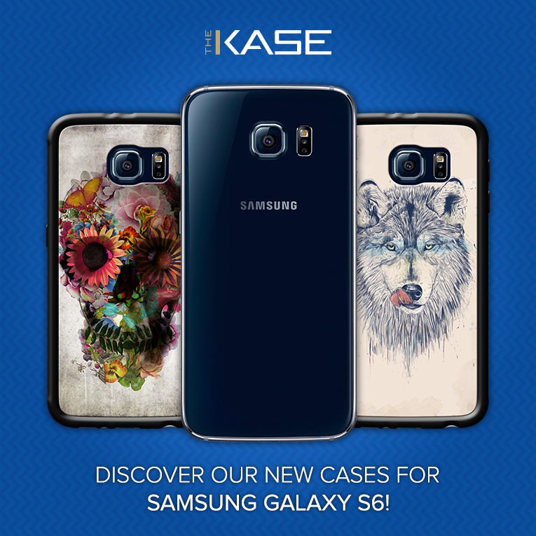 Customize your Samsung Galaxy S6