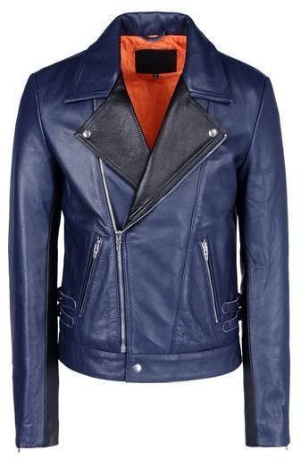 McQ Alexander McQueen Leather outerwear