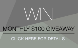 Monthly Giveaways  @Minnetonka Moccasin