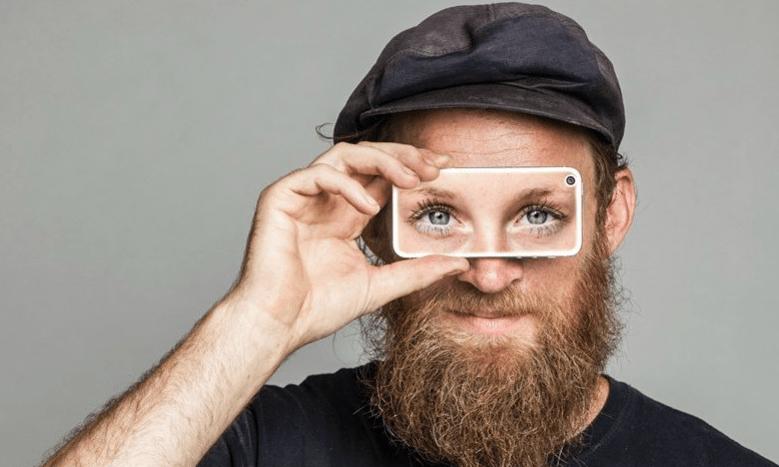 تطبيق جديد يسمح للمكفوفين بالرؤية بعيون المبصرين ! | عالم المحترف