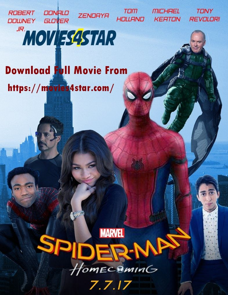 Spider man homecoming 3d movie free download in telugu