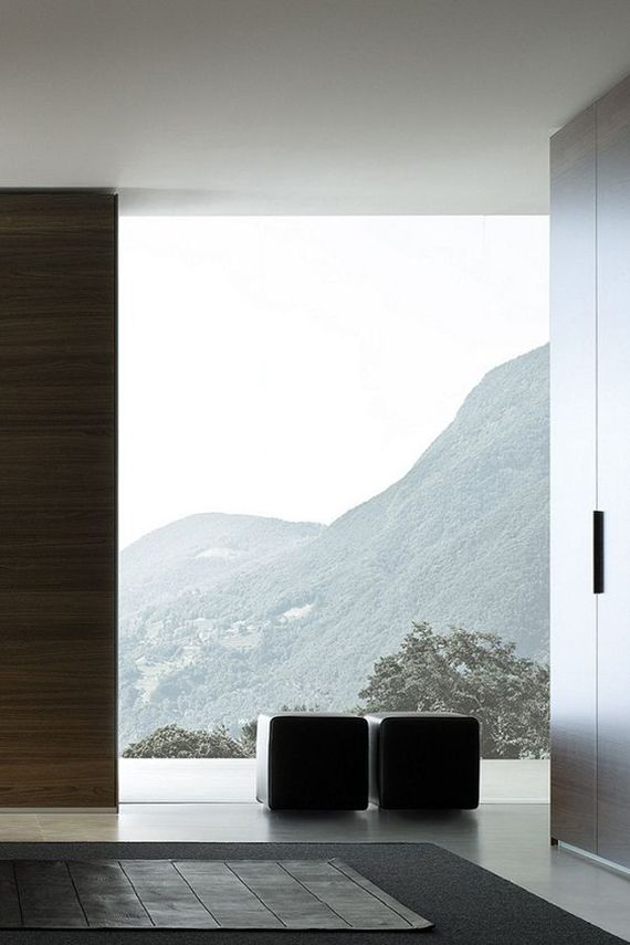 Contemporary minimalistic interior design | Poliform | Interior ...