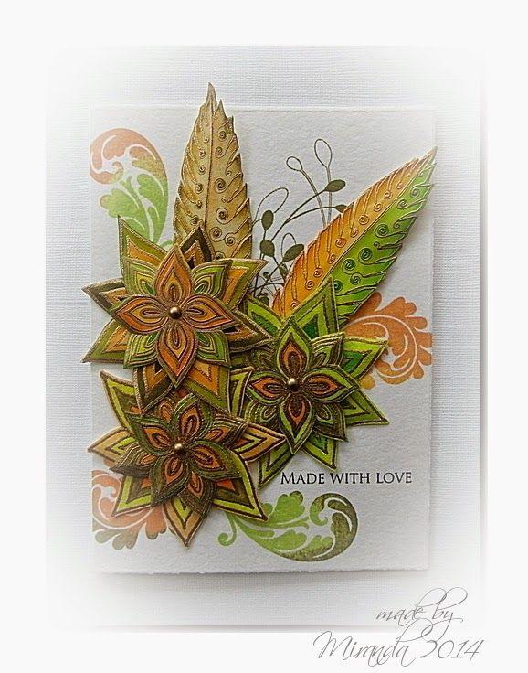 'Mir'acle Art Inspirations: Autumn elements......... by Miranda