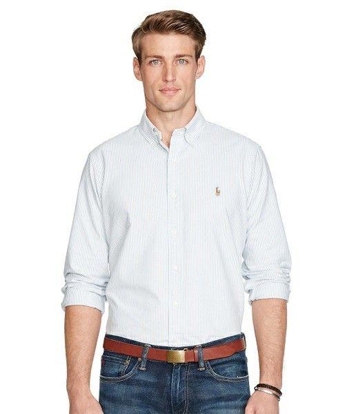 【ZOZOTOWN|送料無料】POLO RALPH LAUREN(ポロラルフローレン)のシャツ/ブラウス「コットン オックスフォード スポーツシャツ」(MNBLWOVM2G10122)を購入できます。