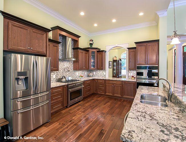 The Kenningstone House Plan   Kitchen