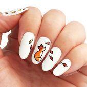 Photo of Foxy Nails jener heißeste Trend in diesem Herbst sozusagen  Foxy Nails ist sozu…