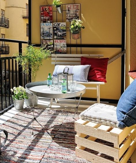 balcon decoracion Buscar con Google ideas Pinterest Searching