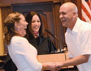 And the Verdict Is: Married!   Texas Lawyer   The verdict