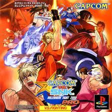 Capcom Vs Snk Millennium Fight 2000 Pro Psx Iso Capcom Vs Capcom Vs Snk Capcom
