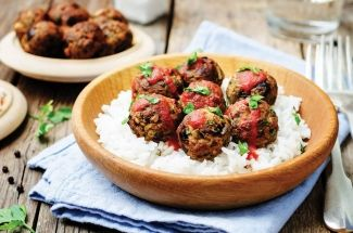 Eggplant Meat Balls |  		Bewell 		 | Articles | Wellness Warehouse