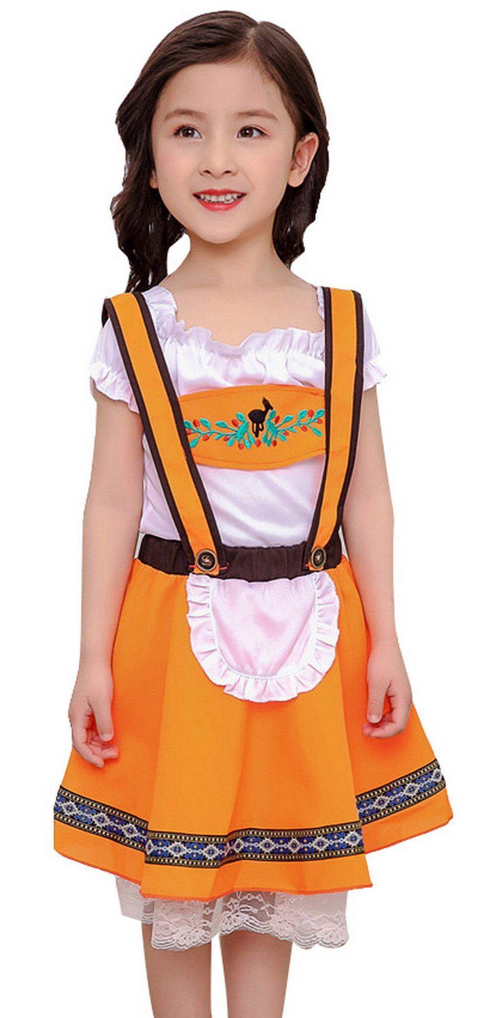 La Vogue Girls Beer Festival Costume Halloween Waitress