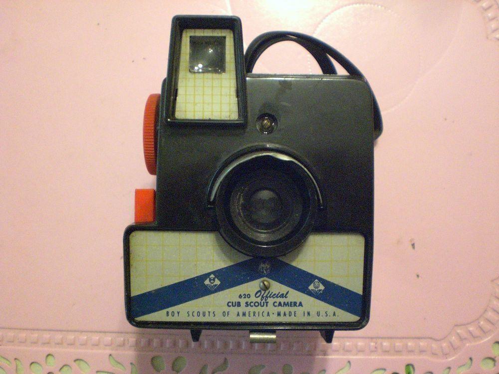 Official Cub Scout Camera. Vintage camera