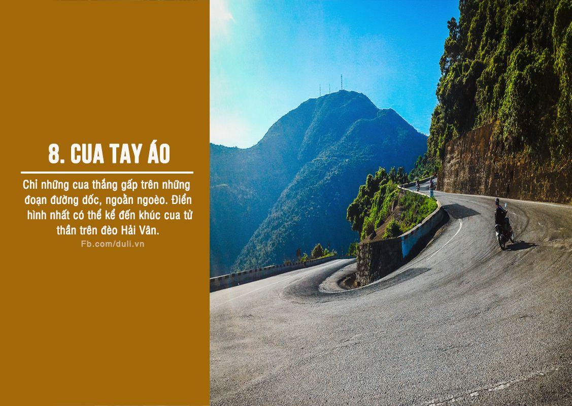 8. Cua tay áo I Từ điển ngôn ngữ của dân mê xê dịch  #travel #Vietnam #phuot #bui