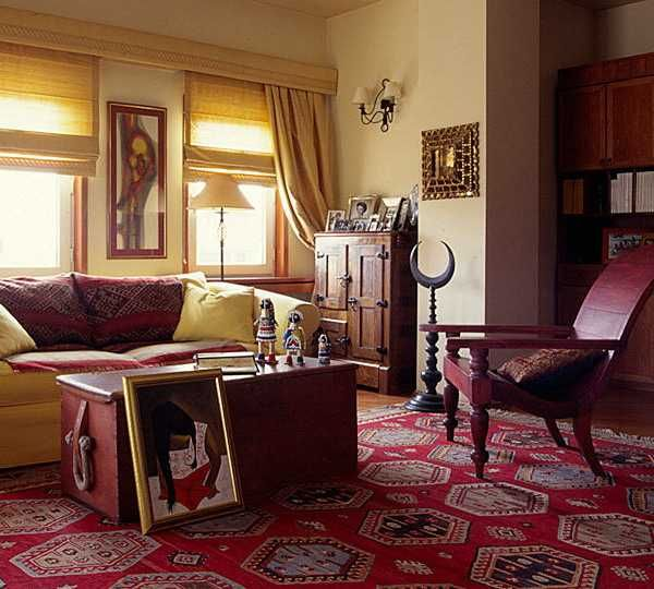 Turkish Rugs Adding Authentic Accents To Modern Interior Design And Decor