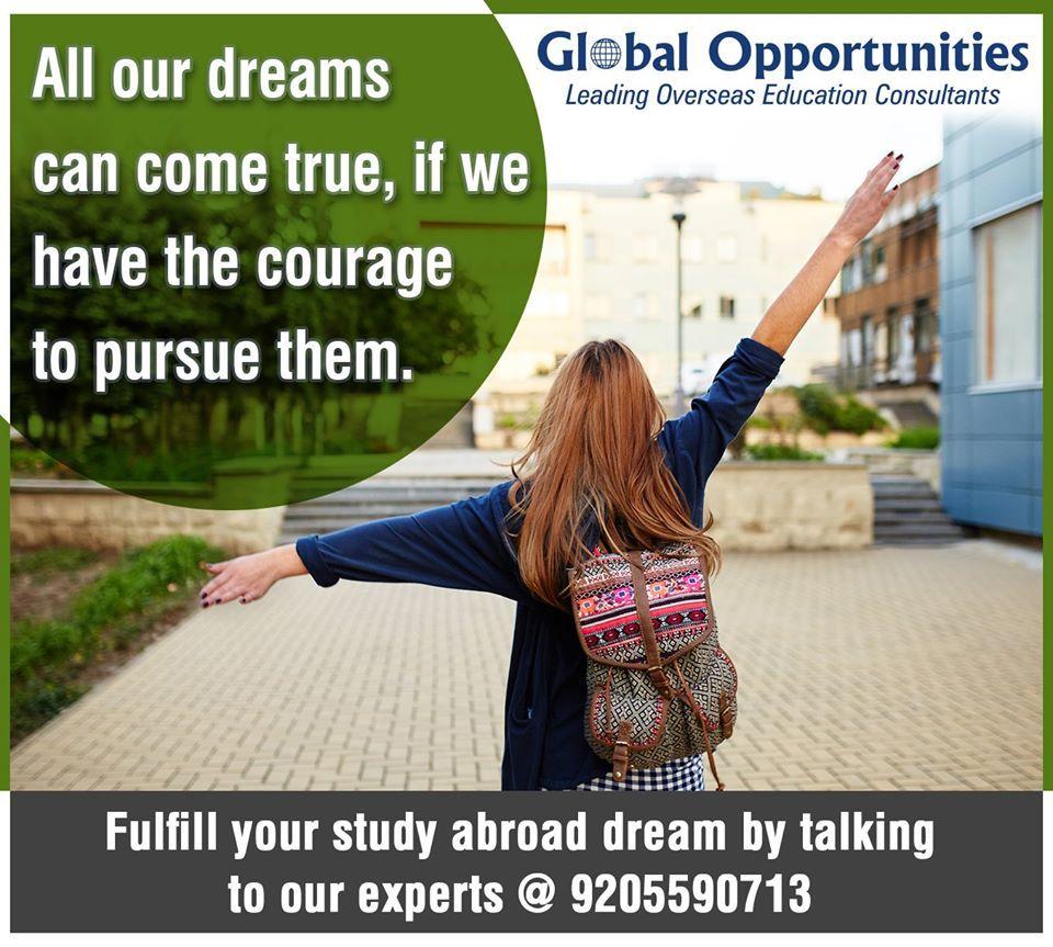 Study Abroad Dreams