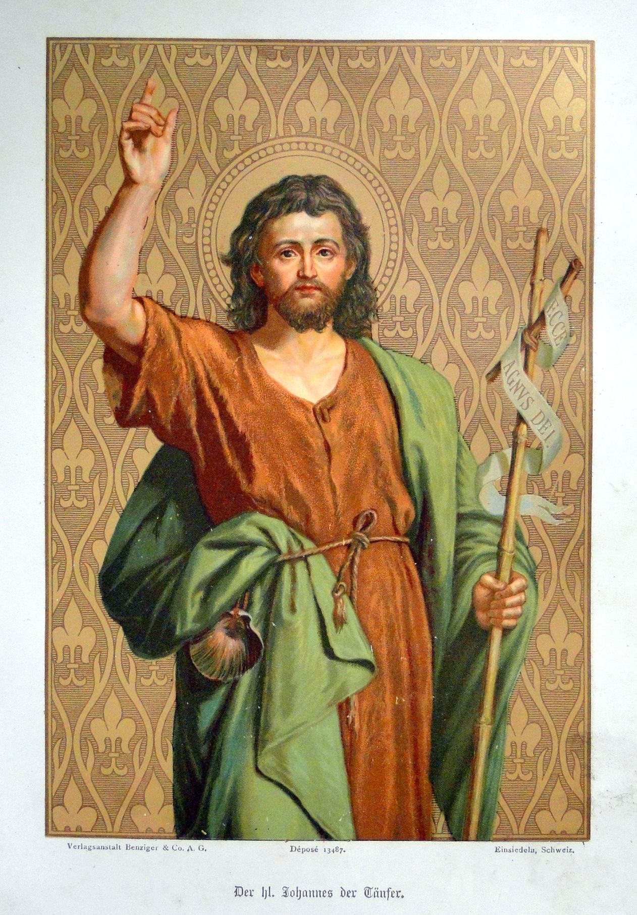 Der Heilige Johannes