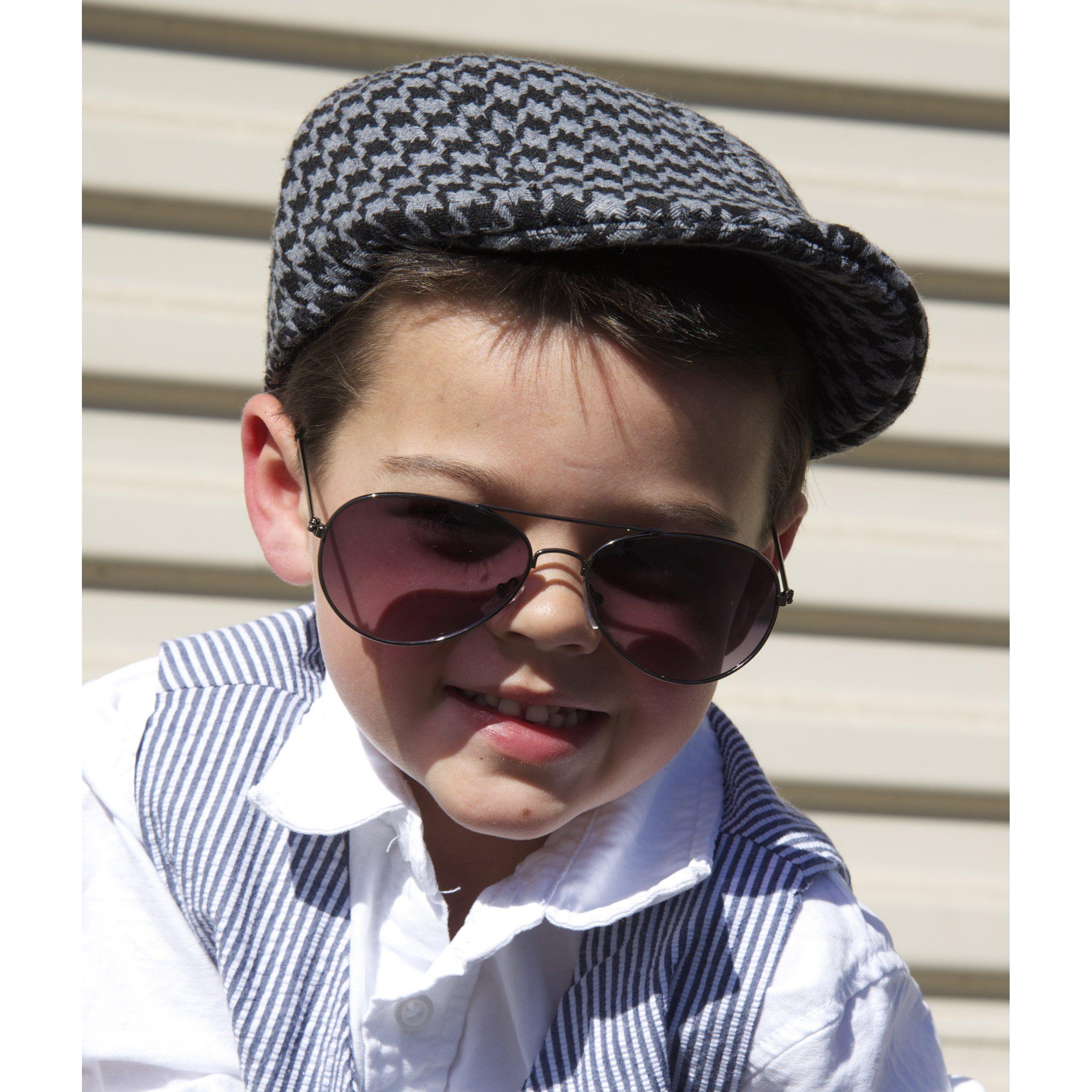 Loving this Newsboy Cap for Boys!