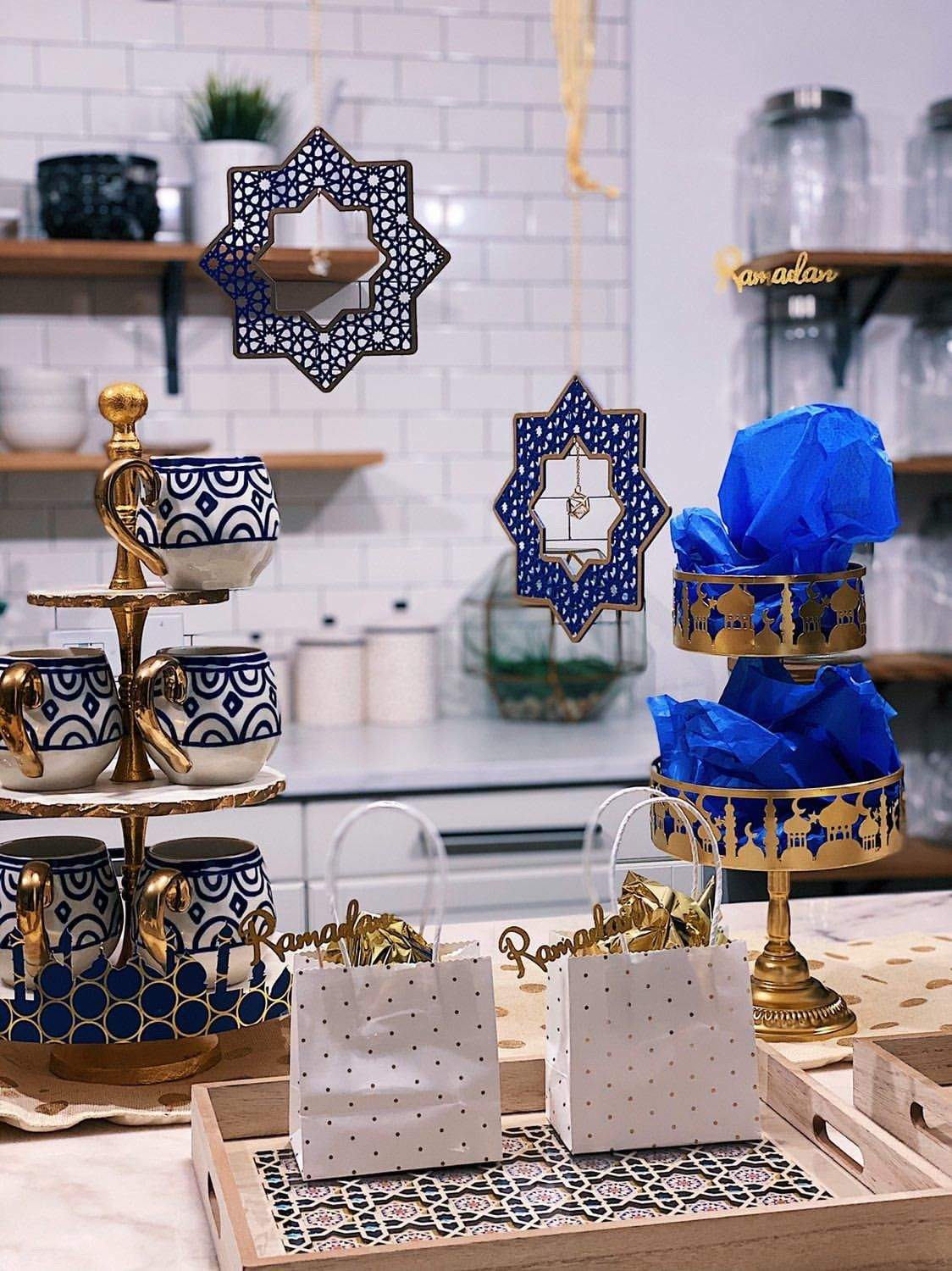 The one-stop-shop for Ramadan & Eid Balloons, decorations & tableware