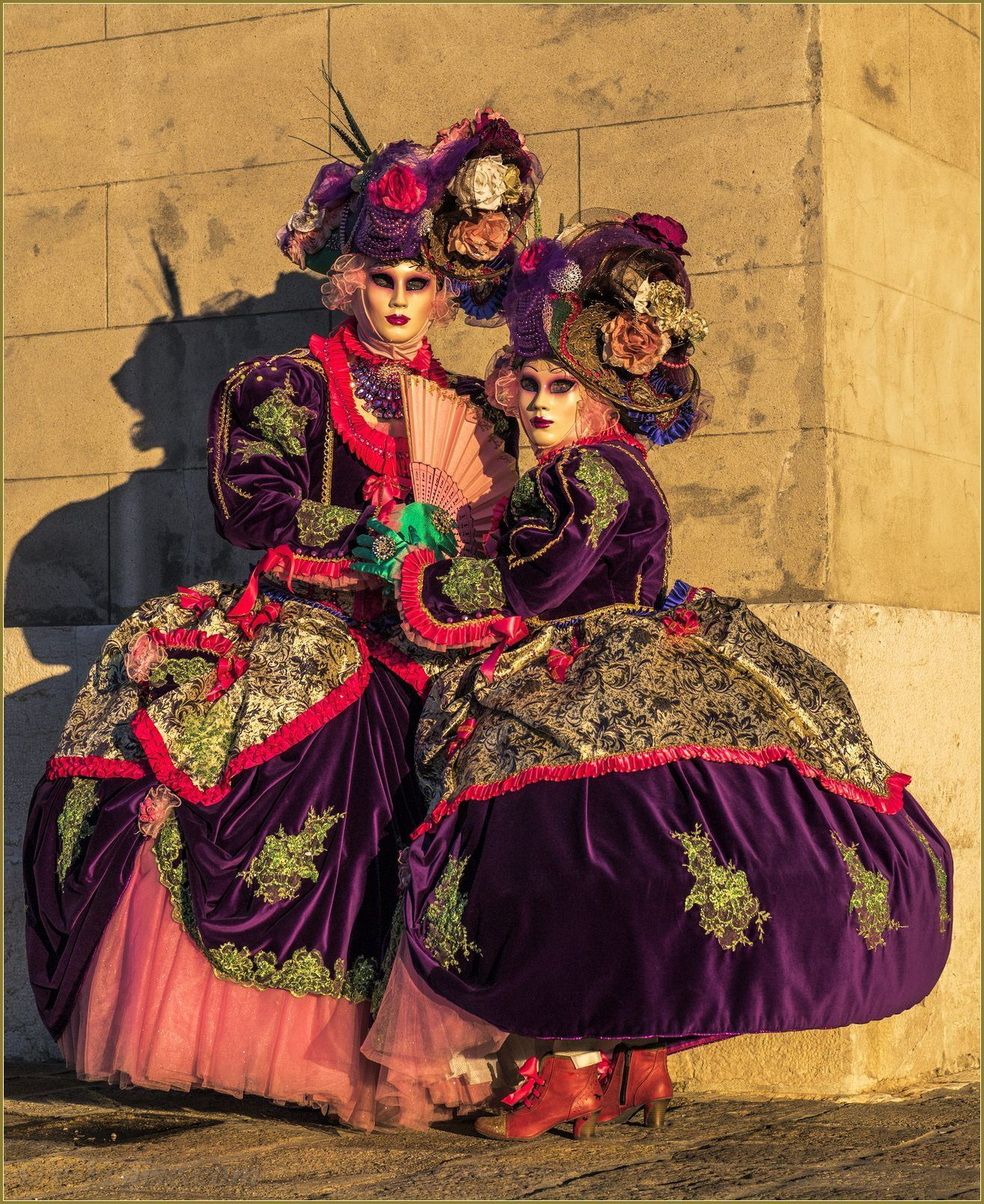 Carnaval Venise 2016 Masques Costumes   page 43