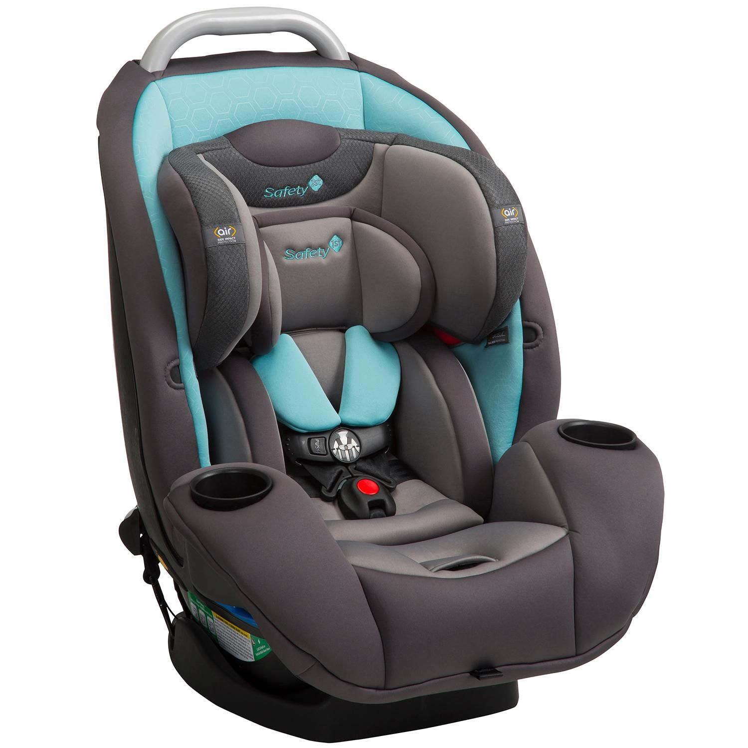 Safety 1st UltraMax Air 360 4 In 1 Convertible Car Seat