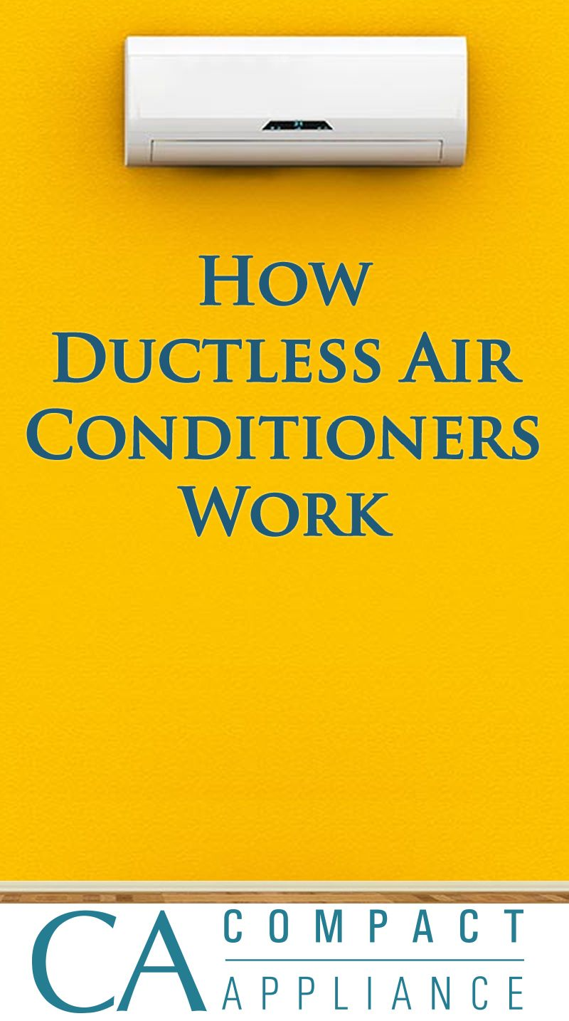 How Ductless Air Conditioners Work Ductless air