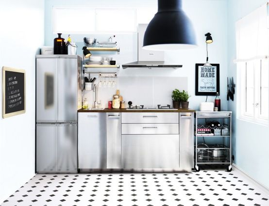 grevsta ikea Cerca con Google Kitchen decor modern