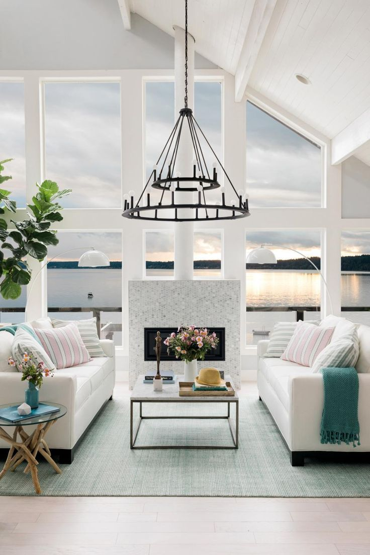 Dream Home 2018: Great Room Pictures | Pinterest | Hgtv, Spaces and Room