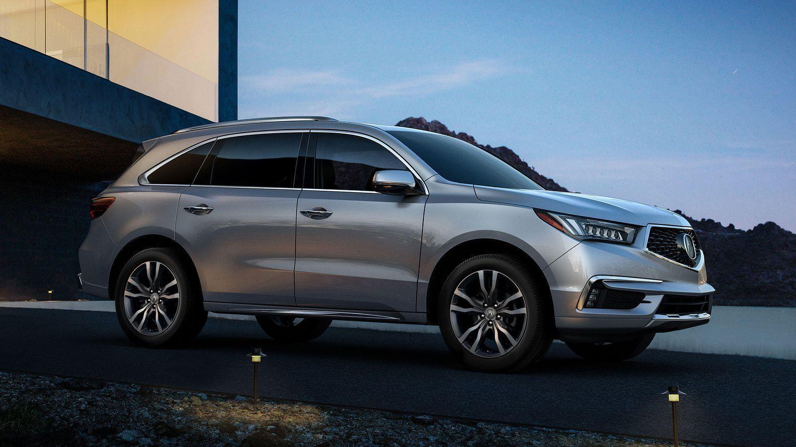 2020 Acura Mdx Rumors Spied Next Gen Acura Mdx Luxury Suv Caught