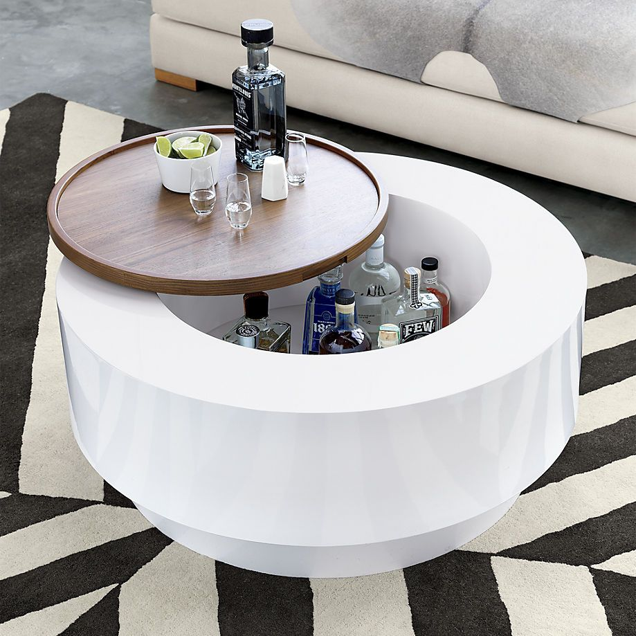 18 Stunning Coffee Tables With Built In Storage Coffee Table Diy Furniture Table Coffee Table Design [ 1248 x 700 Pixel ]