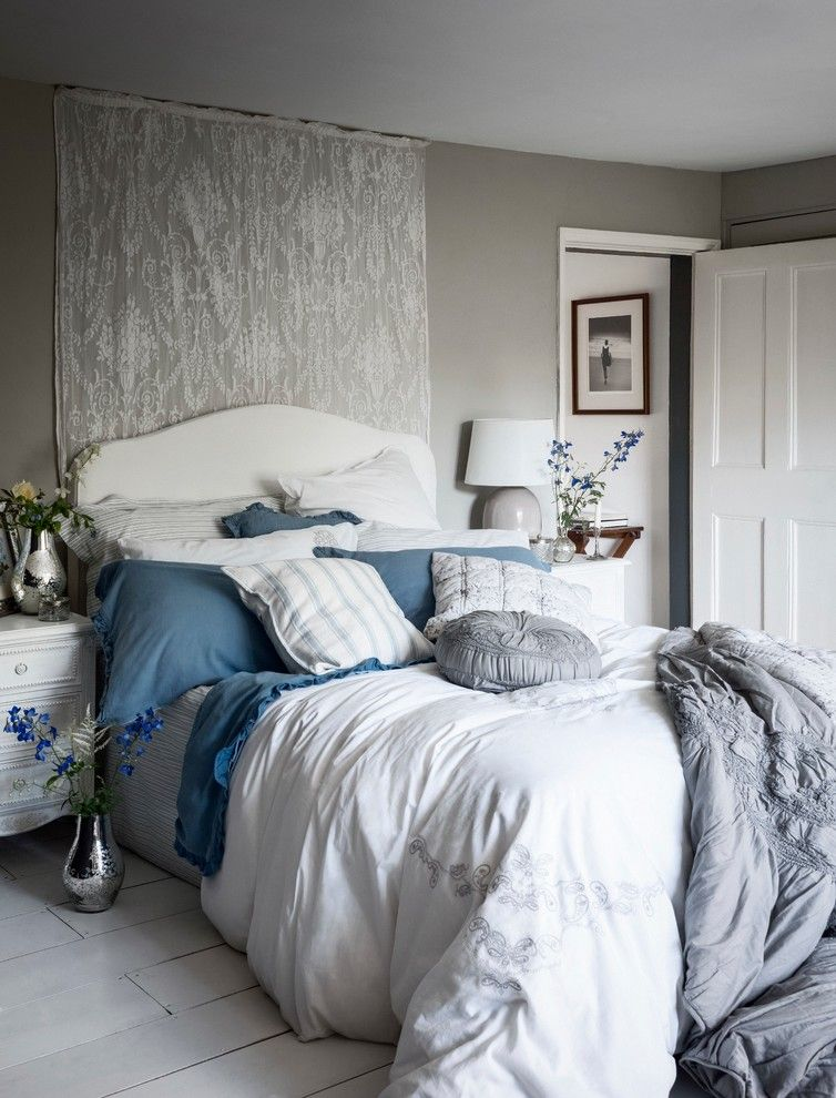 20 Amazing Guest Bedroom Design Inspiration is part of Shabby Chic Guest bedroom - A bedroom is that place of the house which reflects one's personality  We welcome you to our latest collection of 20 Amazing Guest Bedroom Design