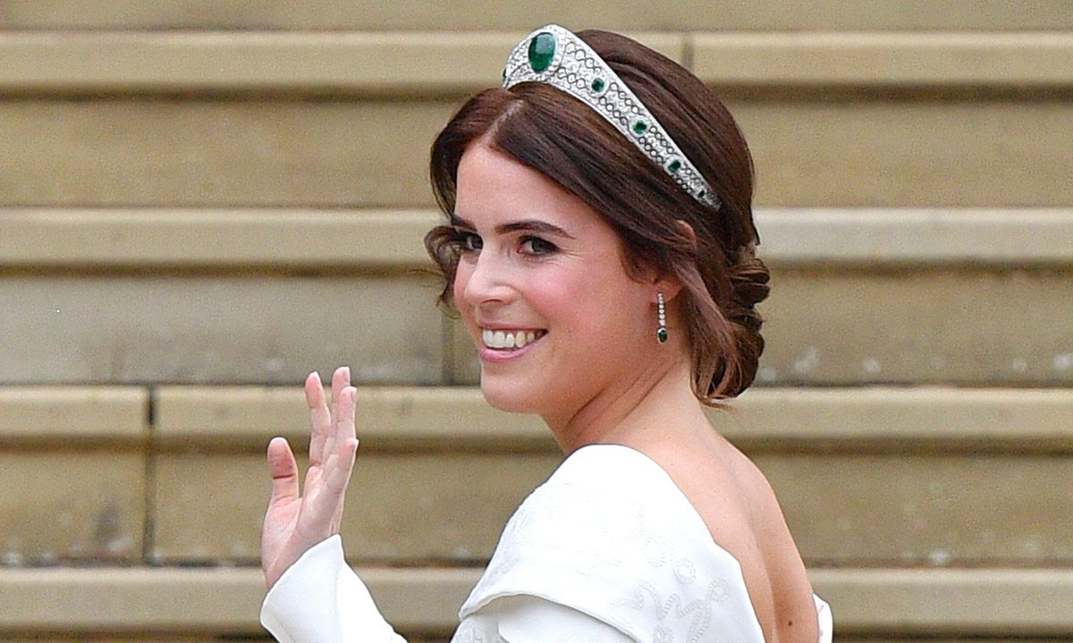 Princess Eugenie reveals very surprising fact about her