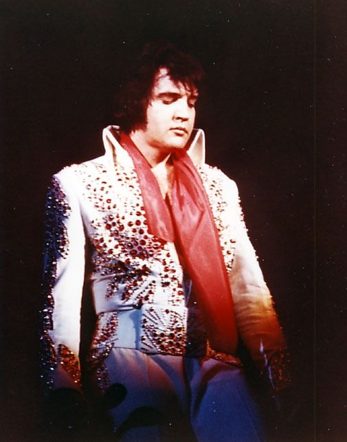 Image result for Elvis Presley April 28, 1973