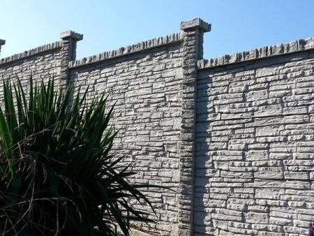 Becker Betonzaun betonzaun ohne bagger versetzen in häusernmoos kaufen bei ricardo