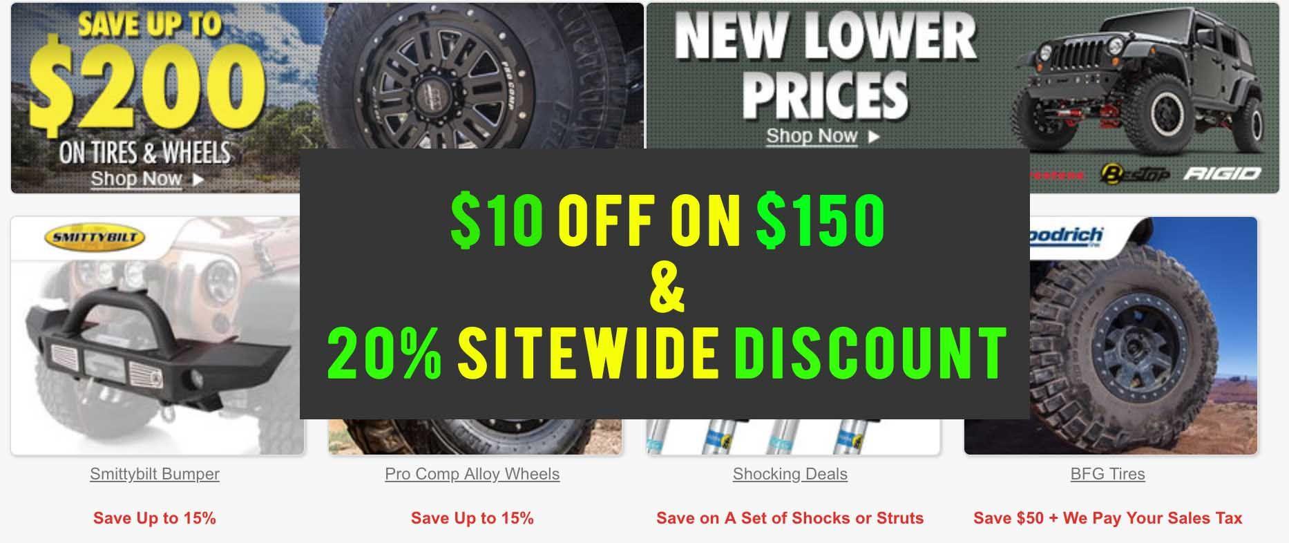4 Wheel Parts Promo Code 4wheelparts Auto Coupon Discount Promo Codes Coding Coupons