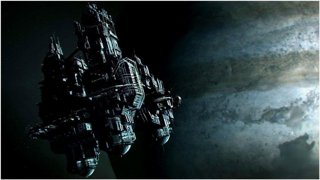 4k Space Station Wallpaper Ideas 4k In 2020 Alien Isolation Alien Wallpaper Space
