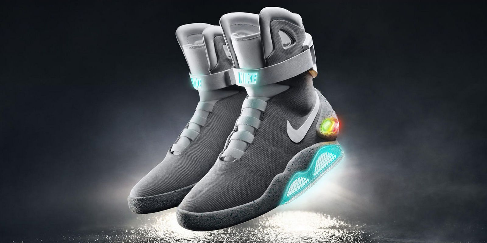 Nike Created Electronic Sneakers That Actually Lace Themselves