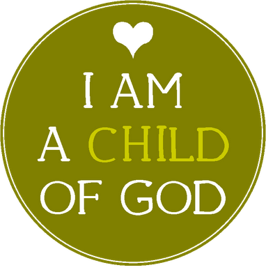 I am a child of God. Remember so are those people who make your life difficult.