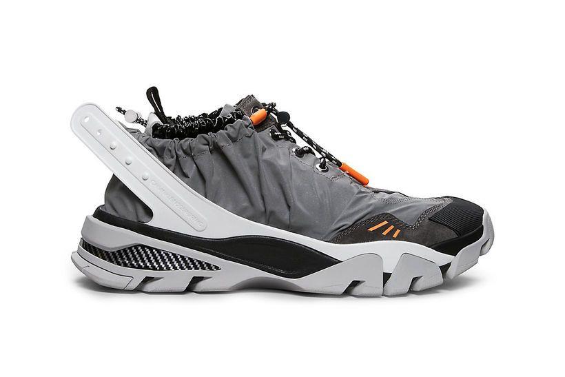 Calvin Klein Updates Carlos 10 Sneaker With New Drawcord Versions Sneakers Designer Sneakers Mens Sneaker Boots
